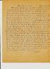 Brief aus Belgien von Konrad